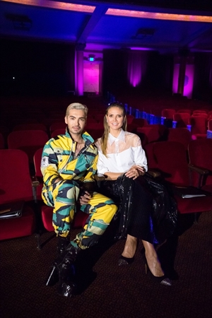 Mit Kaulitz: «Germany's Next Topmodel» trotzt der Europa League